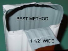 Opt chute cover 2 - Best method